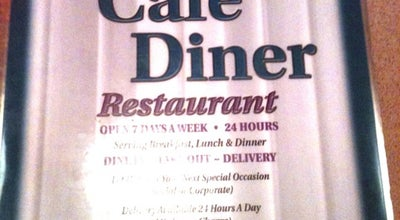Photo of Diner City Café Diner at 7641 Lee Hwy, Chattanooga, TN 37421, United States