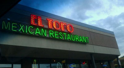 Photo of Mexican Restaurant El Toro at 4109 Lakeland Ave N, Minneapolis, MN 55422, United States