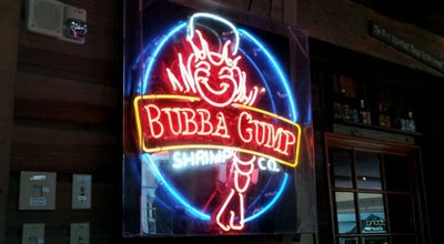 Photo of Seafood Restaurant Bubba Gump Shrimp Co. at 6000 Universal Blvd, Orlando, FL 32819, United States