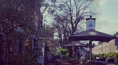 Photo of Pub The Alwyne Castle at 83 St. Paul's Rd, Highbury N1 2LY, United Kingdom