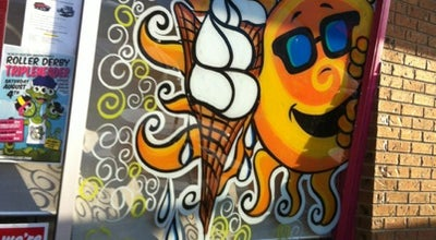 Photo of Ice Cream Shop Swirls at Medicine Hat, Al, Canada