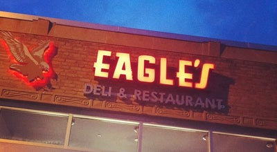 Photo of Burger Joint Eagle's Deli at 1918 Beacon St, Boston, MA 02135, United States