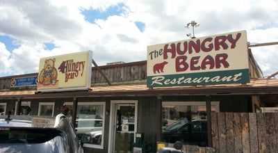 Photo of American Restaurant Hungry Bear at 111 E Midland Ave, Woodland Park, CO 80863, United States