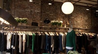 Photo of Clothing Store rag & bone at 104 Christopher St, New York, NY 10014, United States
