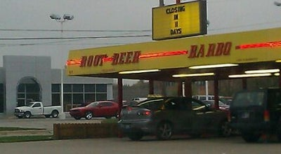 Photo of Hot Dog Joint Dog n Suds Lafayette at 601 Sagamore Pkwy S, Lafayette, IN 47905, United States