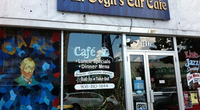 Photo of Coffee Shop Van Gogh's Ear Cafe at 1017 Stuyvesant Ave, Union, NJ 07083, United States