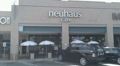 Photo of Cafe Neuhaus Cafe at 5959 Royal Ln, Dallas, TX 75230, United States