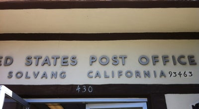 Photo of Post Office Solvang Post Office at 430 Alisal Road, Solvang, CA, United States