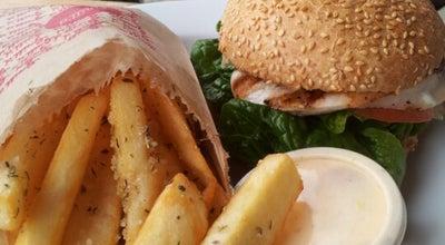 Photo of Burger Joint Grill'd at 350 Lygon St, Melbourne, VIC, VI 3053, Australia