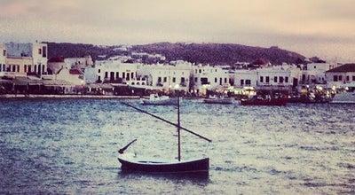 Photo of Town Χώρα Μυκόνου (Mykonos Town) at Χώρα, Μύκονος 846 00, Greece