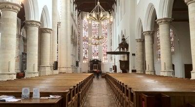 Photo of Church Oude Kerk at Heilige Geestkerkhof 25, Delft 2611 HP, Netherlands