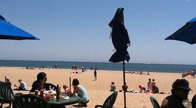 Photo of American Restaurant Shoreline Beach Cafe at 801 Shoreline Dr, Santa Barbara, CA 93109, United States