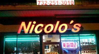 Photo of Pizza Place Nicolo's Pizzeria at 1120 Englishtown Rd, Old Bridge, NJ 08857, United States