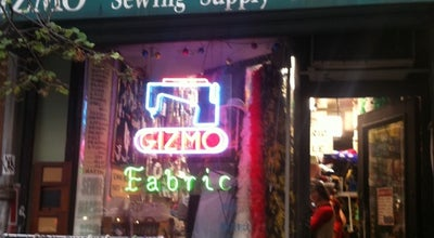 Photo of Thrift / Vintage Store Gizmo at 160 1st Ave, New York, NY 10009, United States