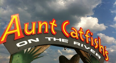 Photo of Seafood Restaurant Aunt Catfish's On the River at 4009 Halifax Dr, Port Orange, FL 32127, United States