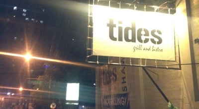 Photo of Beer Garden Tides Grill & Bistro at Shaw Blvd, Mandaluyong City, Philippines