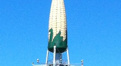 Photo of Historic Site The Giant Corn Cob at Rochester, MN 55904, United States