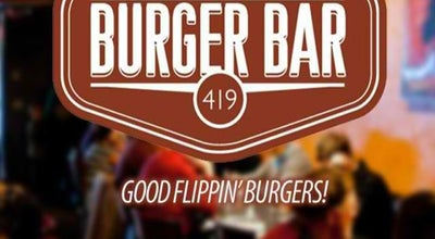 Photo of Burger Joint Burger Bar 419 at 4400 Heatherdowns Blvd, Toledo, OH 43614, United States