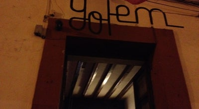 Photo of Bar Golem at Cantarranas 38, Guanajuato 36000, Mexico