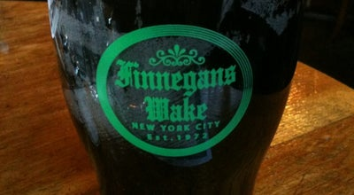 Photo of Bar Finnegans Wake Pub at 1361 1st Ave, New York, NY 10021, United States