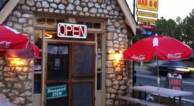 Photo of BBQ Joint Rock Store Bar-B-Q at 3116 Old Monroe Rd, Stallings, NC 28104, United States