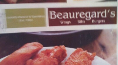 Photo of American Restaurant Beauregards at 1420 Paramount Dr, Huntsville, AL 35806, United States