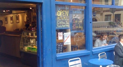 Photo of Cafe Baristas Coffee Collective at 29 Victoria Street, Bristol BS1 6AA, United Kingdom