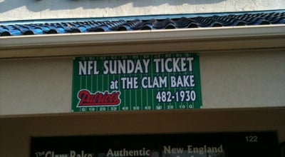 Photo of American Restaurant Clam Bake at 16520 S Tamiami Trl Ste 10, Fort Myers, FL 33908, United States