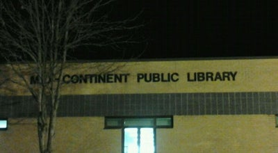 Photo of Library Mid-Continent Public Library - Lee's Summit Branch at 150 Nw Oldham Pkwy, Lees Summit, MO 64081, United States