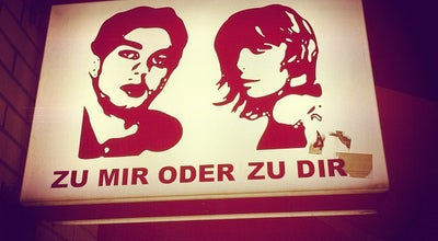 Photo of Bar Zu mir oder zu Dir at Lychener Strasse 15, Berlin 10347, Germany