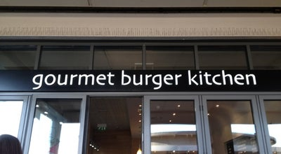 Photo of Burger Joint Gourmet Burger Kitchen at 22-24 Mermaid Quay, Cardiff CF10 5BZ, United Kingdom