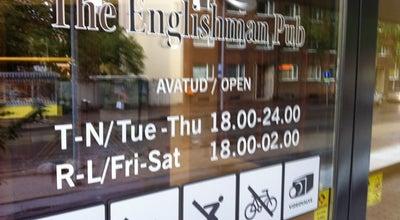 Photo of Pub The Englishman Pub at Liivalaia, Tallinn, Estonia