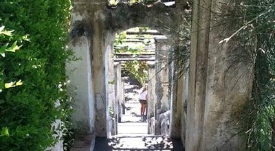 Photo of Historic Site Giardino della Minerva at Salerno, Italy