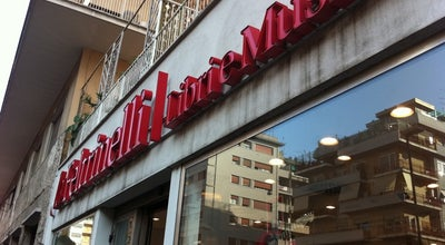 Photo of Bookstore la Feltrinelli at Viale Libia, 186, Roma 00199, Italy