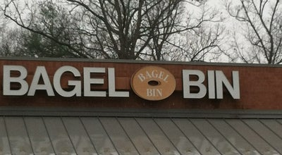 Photo of Bagel Shop Bagel Bin & Deli at 10040 Baltimore National Pike #130, Ellicott City, MD 21042, United States