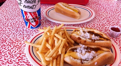 Photo of Diner James Coney Island at 701 Town And Country Blvd, Houston, TX 77024, United States
