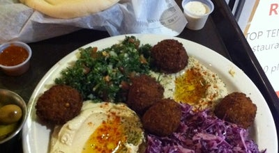 Photo of Middle Eastern Restaurant Naf Naf Grill at 1739 Freedom Dr, Naperville, IL 60563, United States