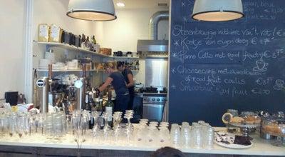 Photo of Cafe Lunchcafé Lente at Markt 8, Roosendaal 4701 PE, Netherlands