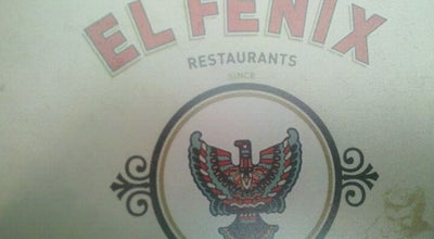 Photo of Mexican Restaurant El Fenix at 3904 Towne Crossing Blvd, Mesquite, TX 75150, United States
