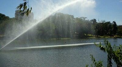 Photo of Park Parque Areião at Av. Cel. Eugênio Jardim, Goiânia 74180-010, Brazil