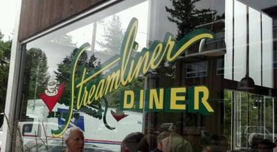 Photo of Diner Streamliner Diner at 397 Winslow Way, Bainbridge Island, WA 98110, United States