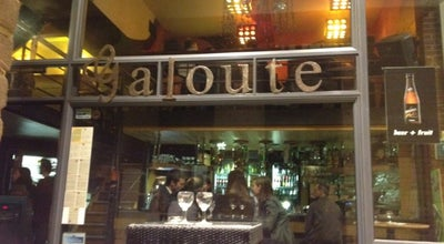 Photo of Restaurant La Galoute at Rue Rabelais 23, Louvain-la-Neuve 1348, Belgium