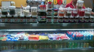 Photo of Dessert Shop University Crepy at Bliss St., Beirut, Lebanon