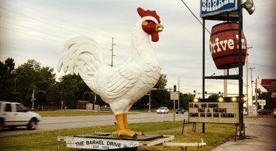 Photo of American Restaurant The Barrel Drive In at 206 U.s. 18, Clear Lake, IA 50428, United States