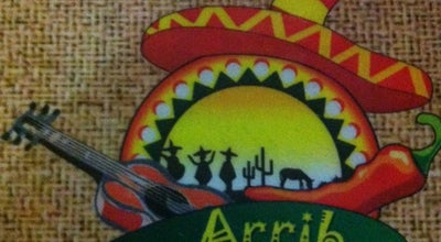 Photo of Mexican Restaurant Arriba Mexicano at R. Prof. Zely Guedes Ximenes, 185., Aracaju, Brazil