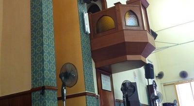 Photo of Mosque Masjid Putra Nilai at Bandar Baru Nilai, Nilai, Negeri Sembilan, Malaysia