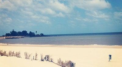 Photo of Beach Playa Ramírez at Rambla Pte. Wilson, Montevideo, Uruguay