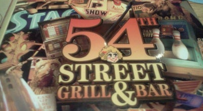 Photo of American Restaurant 54th Street Grill & Bar at 3140 Green Mount Crossing Dr, O Fallon, IL 62269, United States