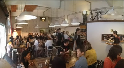 Photo of Cafe Manchester Press at 8 Rankins Ln, Melbourne, VI 3000, Australia