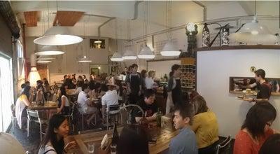 Photo of Cafe Manchester Press at 8 Rankins Lane, Melbourne, Vi 3000, Australia